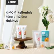 K-MOM kelioninis kūno priežiūros rinkinys (3 produktai) paveikslėlis