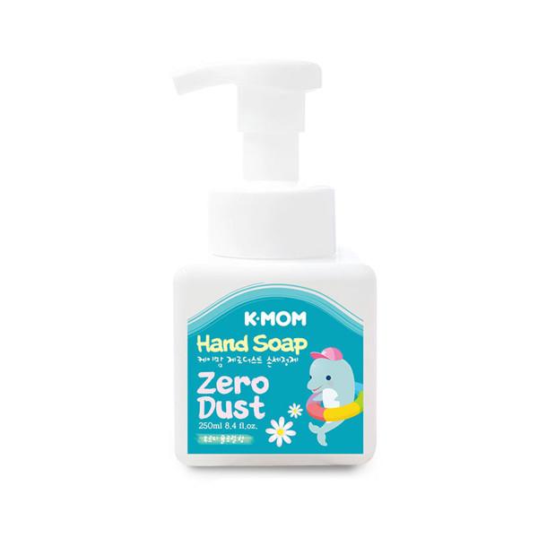 """K-MOM """"Zero Dust"""" rankų muilas vaikams (putų konsistencijos) paveikslėlis"""