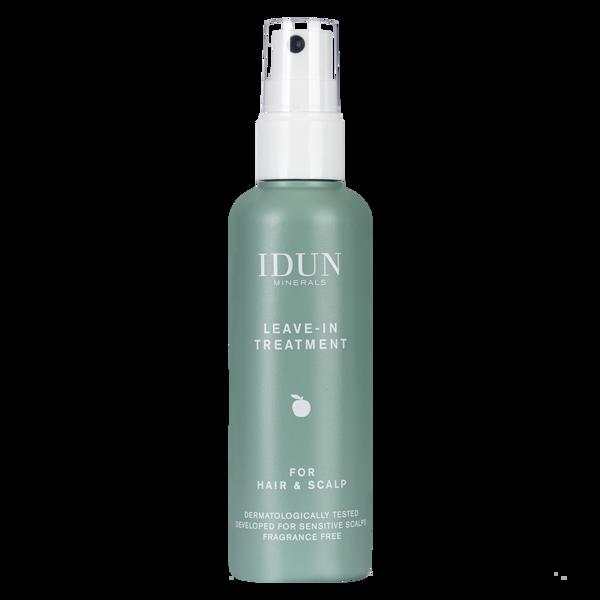IDUN nenuplaunama priemonė plaukams ir galvos odai, 100 ml paveikslėlis