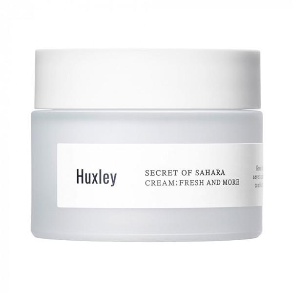 Huxley veido kremas Fresh And More, 50 ml paveikslėlis