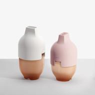 heorshe Ultra Wide Neck buteliukas, 160ml., baltas paveikslėlis