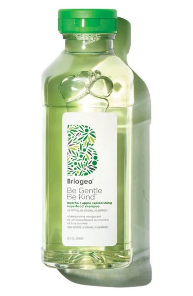 Briogeo Be Gentle, Be Kind™ Matcha + Apple gaivinamasis šampūnas, 369ml paveikslėlis