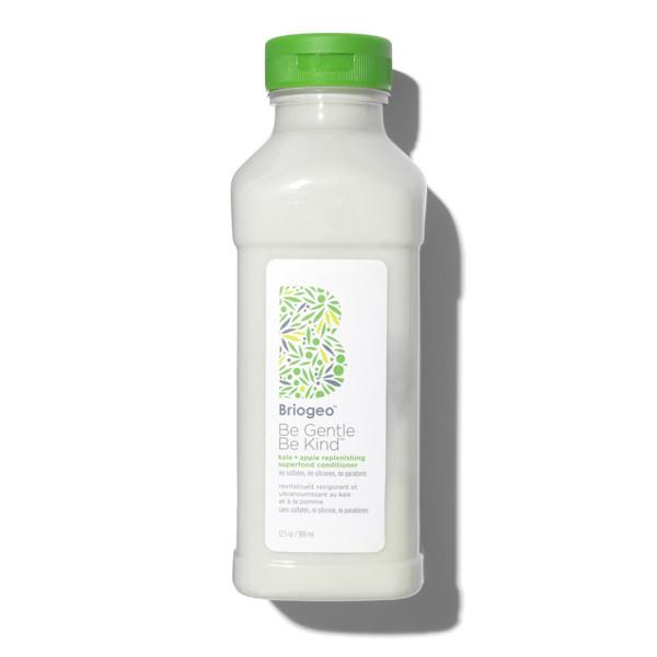 Briogeo Be Gentle, Be Kind™ Kale + Apple žvilgesio suteikiantis kondicionierius, 369ml paveikslėlis