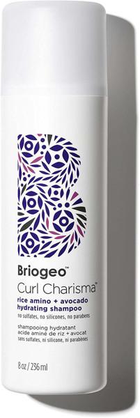 Briogeo Curl Charisma™ Rice Amino + Avocado šampūnas garbanėms, 237ml paveikslėlis