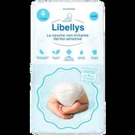 """Libellys Dermo-Sensitive"" sauskelnės L (7-18 kg) 48 Vnt. paveikslėlis"