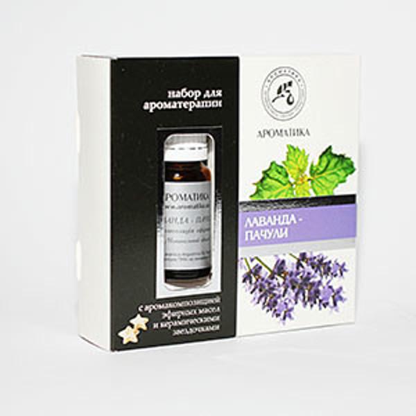 """Eterinių aliejų mišinys aromaterapijai ,,Levanda-Pačiulis"""" 10ml. paveikslėlis"""