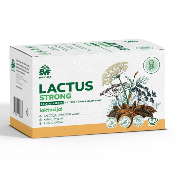 ACORUS LACTUS STRONG, 1,5 g, žolelių arbata, 20 vnt. paveikslėlis