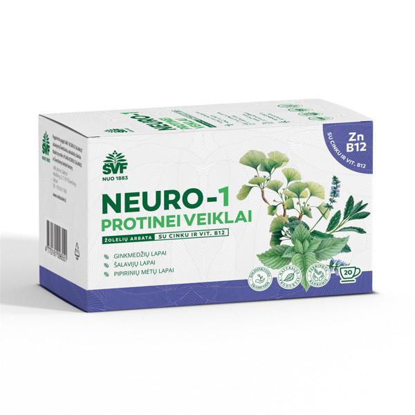 ACORUS NEURO-1, 1,5 g, žolelių arbata, 20 vnt. paveikslėlis
