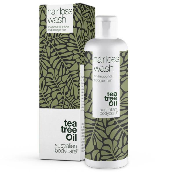 AUSTRALIAN BODYCARE HAIR LOSS WASH, plaukų šampūnas nuo plaukų slinkimo, 250 ml paveikslėlis
