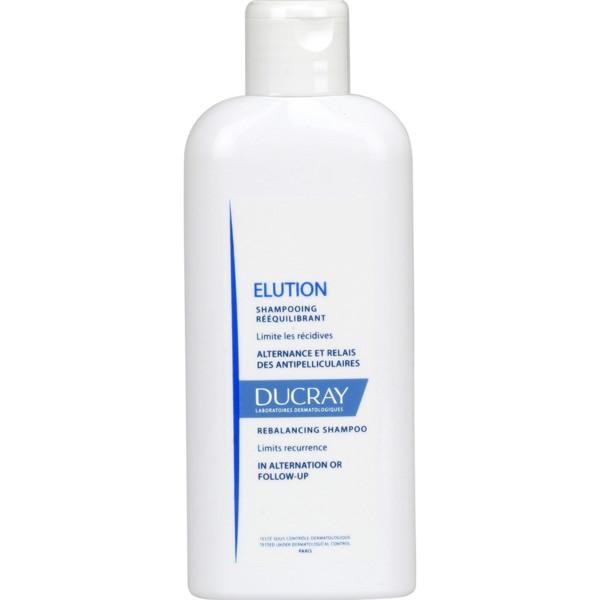 DUCRAY ELUTION, atstatomasis šampūnas, 200 ml  paveikslėlis