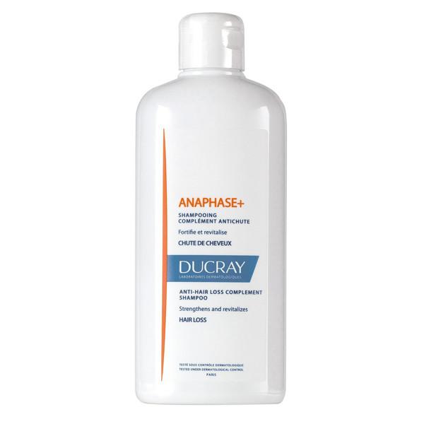 DUCRAY ANAPHASE, plaukų slinkimą mažinantis šampūnas, 400 ml paveikslėlis