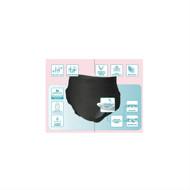 DAILEE PANT LADY PREMIUM BLACK PLUS, sauskelnės-kelnaitės, L, 15 vnt. paveikslėlis