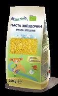 """FLEUR ALPINE  makaronai """"Pasta Stelline"""", 250 g paveikslėlis"""