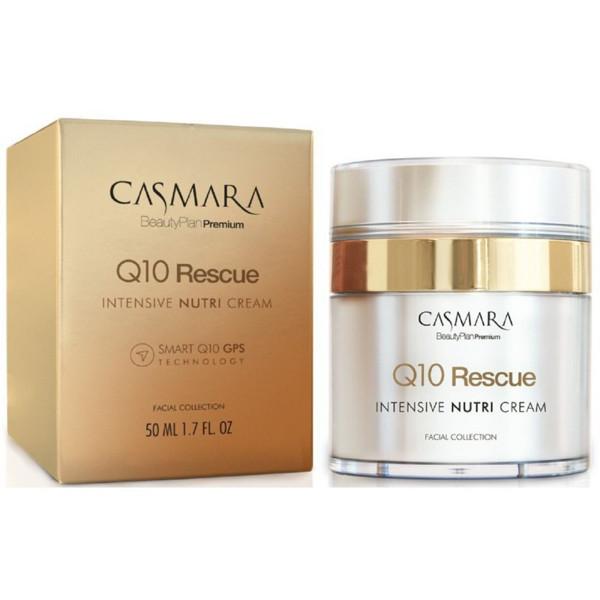 Casmara Q10 Rescue Cream – veido odos kremas stabdantis veido odos senėjimą 50 ml paveikslėlis
