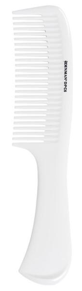 DENMAN DPC6 Rake Comb White šukos paveikslėlis