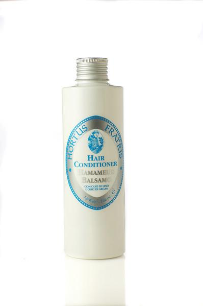 HORTUS FRATRIS kondicionierius sausiems, pažeistiems plaukams su hamamelių ekstraktu, 200 ml paveikslėlis