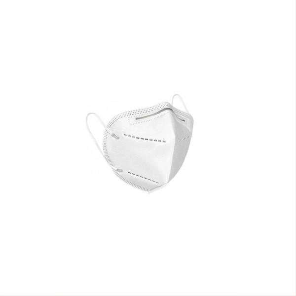 Apsauginė kaukė - respiratorius, KN95 FFP2, 10 vnt paveikslėlis