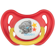 Baboo silikoninis apvalus čiulptukas, 0+ mėn, Me To You paveikslėlis