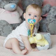 Baboo silikoninis apvalus čiulptukas,  6+ mėn, Me To You paveikslėlis