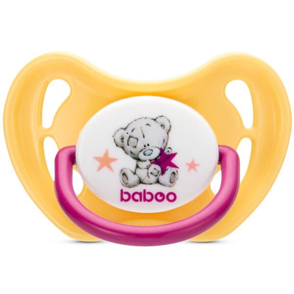 Baboo lateksinis apvalus čiulptukas, 0+ mėn, Me To You paveikslėlis