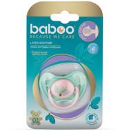 Baboo lateksinis apvalus čiulptukas, 0+ mėn, Flora paveikslėlis