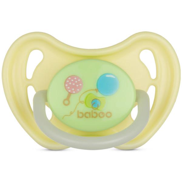Baboo lateksinis apvalus naktinis čiulptukas, 0+ mėn, Baby Shower paveikslėlis