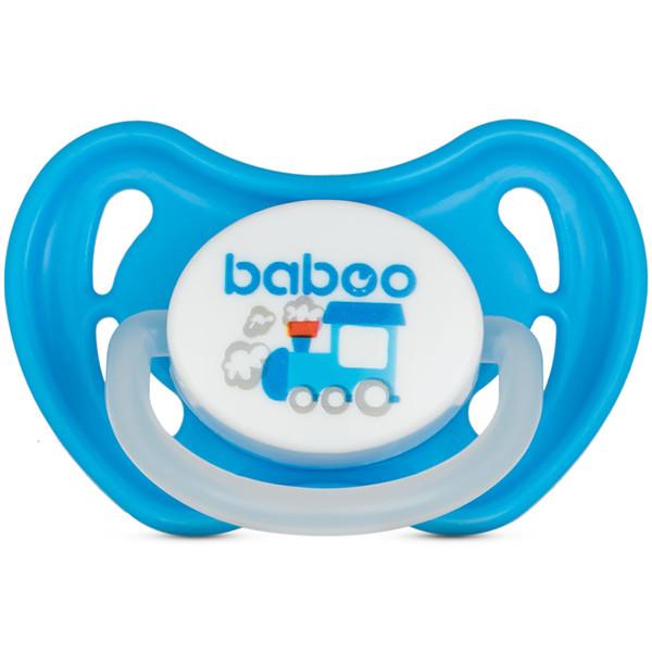 Baboo silikoninis ortodontinis naktinis čiulptukas, 0+ mėn, Transport paveikslėlis