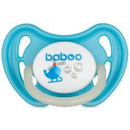 Baboo silikoninis ortodontinis naktinis čiulptukas, 6+ mėn, Transport paveikslėlis