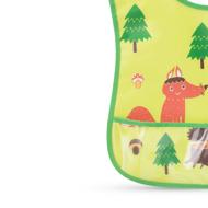 Baboo seilinukas PEVA su kišene, 3+ mėn, Love Story paveikslėlis