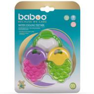 Baboo kramtukas su vėsinančiu vandens užpildu, 4+ mėn, Uogos paveikslėlis