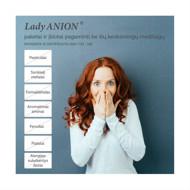 LADY ANION, higieniniai paketai dienai, 240 mm, 20 vnt. paveikslėlis